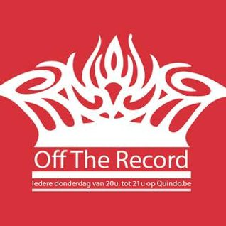 Off The Record 20 december 2012