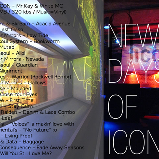 NEW DAYS OF ICON! Mr.Kay (movin.tunes) & White MC (recycle)