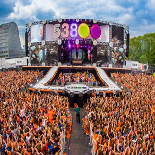 Tiësto B2B Hardwell @ Radio 538 Koningsdag 2016 (Breda, Holland) - 27.04.2016 [FREE DOWNLOAD]