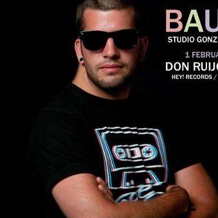 Don Ruijgrok - Live @ Baum, Gouda