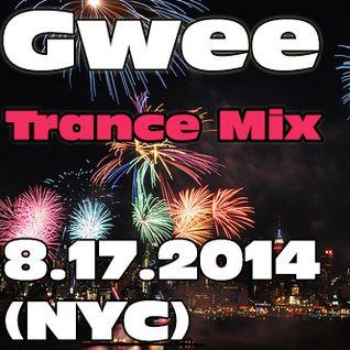 Gwee - 8.17.2014 Trance Set (NYC)