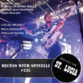 RECESS: with SPINELLI #235, St. Lucia