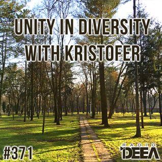 Kristofer - Unity in Diversity 371 @ Radio DEEA (20-02-2016)
