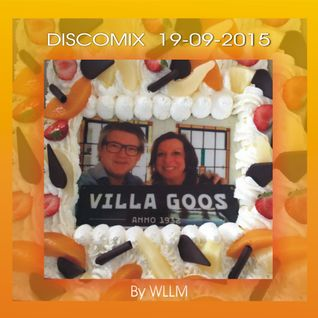 DISCO@VILLA GOOS  recorded  19-09-2015 BIRTHDAYPARTY