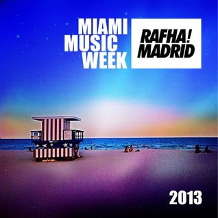 Rafha Madrid - Café Olé Miami - MMW - April 2013