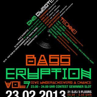 Max-I-muS @ BASS ERUPTION VOL 7