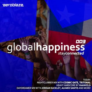 Global Happiness: The Aeroblaze's Podcast 003 [23-11-2015]