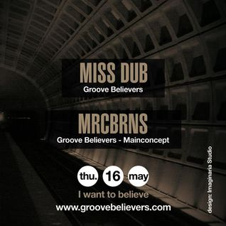 Groove Believers #020: GB Night @ Switch Bar (May 16th 2013)