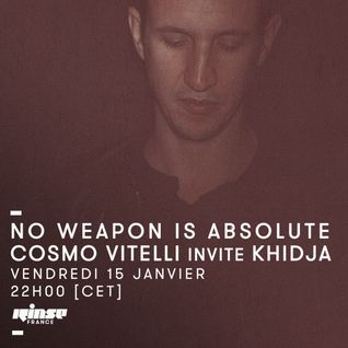 No Weapon Is Absolute Invite Khidja - 15 Janvier 2016