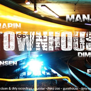 DownTownHouse deep house session! Febr. 2013 by Dimi' D.