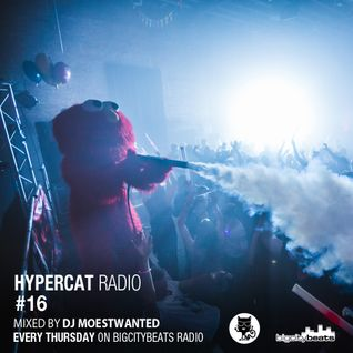 Hypercat Radio #16 - 15.01.2015 / BigCityBeats Radio - Mixed by DJ Moestwanted