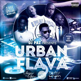DJ PAZ PRESENTS : URBAN FLAVA - DISC 1