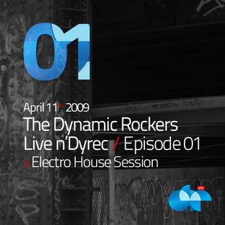 LIVE n'DYREC Radio Show – Episode #01 – Electro House Session