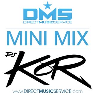 DMS MINI MIX WEEK #196 DJ KOR
