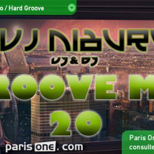Dvj Niburu - Groove Me 20 (Paris One Reverse)