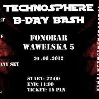 LARIX - Technosphere / Warsaw / Poland 30.06.2012
