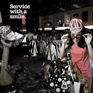 Service with a smile 1