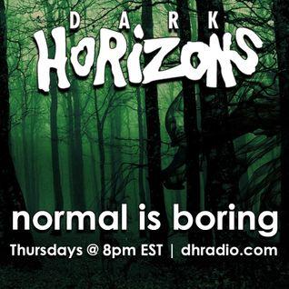 Dark Horizons Radio - 5/26/16