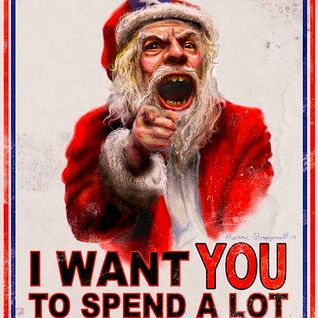 REVOLLUJAH! Reclaiming Christmas from the Cult of Consumption ~Outer Limits~ 6 December 2014