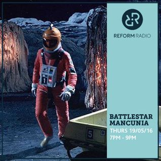 Battlestar Mancunia 19th May 2016