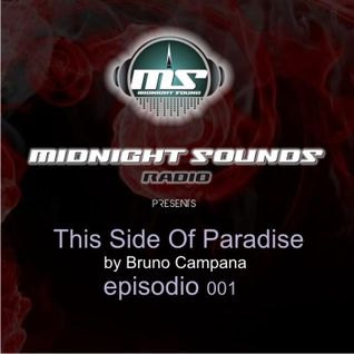 The MidNight Sound Radio presents Bruno Campana - Episode 001/ JUNE 2013