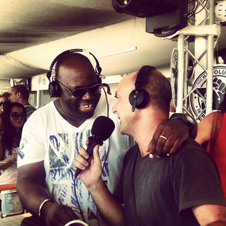 CARL COX / Carl Cox Birthday live from Sands Ibiza / 18.07.2013 / Ibiza Sonica