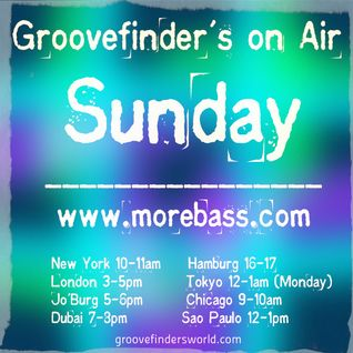 Groovefinder's on Morebass - #Episode 09 (27th March)