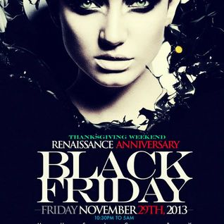 RENAISSANCE ANNIVERSARY BLACK FRIDAY PROMO NOV 2013