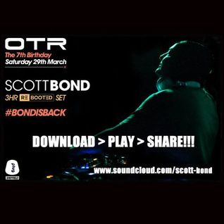 SCOTT BOND - SHEFFIELD RΞBOOTΞD [DOWNLOAD > PLAY > SHARE!!!]
