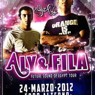 Aly & Fila - Special Mix By Alexander Xtz