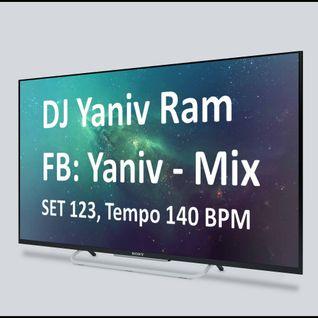 DJ Yaniv Ram - SET123, Tempo 140 BPM