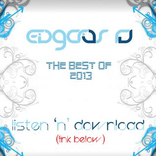 Edgaras RV - The Best Of 2013