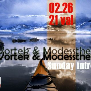 Vortek & Modessthe Sound - Sunday introduction (PHR Sunday Club)