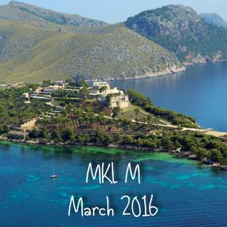 Deep Vibes From Mallorca - March 2016