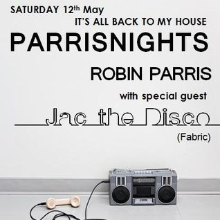 Robin Parris presents... Parris Nights - May 2012