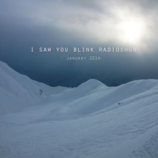 saw you blink radioshow / january 2014