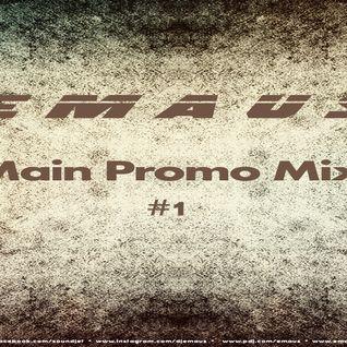 Emaus - Main Promo Mix #1 [Jun '13]