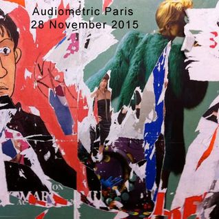 Audiometric - Paris is still Paris  - 28 November 2015