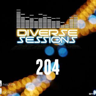 Ignizer - Diverse Sessions 204 Dj Diass Guest Mix