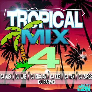 Tropical Mix 4 (Megamix)
