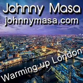Podcast Warming up London Late Night Apr 2016