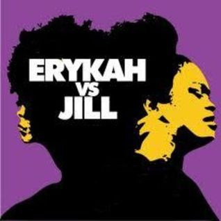 ERYKAH BADU Vs JILL SCOTT MIXTAPE