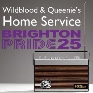 Wildblood + Queenie's Home Service BrightonPride25 Special