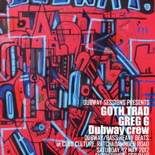 DJ Dragon Live at Dubway Sessions