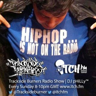 DJ Philly - Trackside Burners 35 - ITCH FM (18-MAY-2014)
