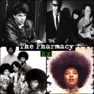 Pharmacy#28 - Mick Collins(Gories).Bob Bert(Sonic Youth/Pussy Galore).Greg Errico(Sly&Family Stone)