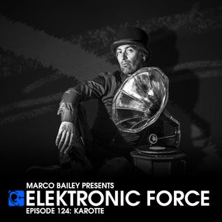 Elektronic Force Podcast 124 with Karotte