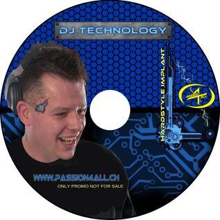DJ Technology - Hardstyle Implant 30.03.2013