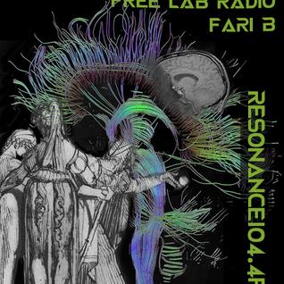 Free Lab Radio - Dance is a Neuroscience by Fari B on Resonance104.4fm & Resonance Extra