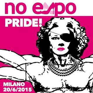 No Expo Pride - router 14 maggio 2015